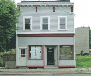 Approved location for new barber shop on 1110 Broadway. Photo Courtesy of Albany Board of Zoning Appeals